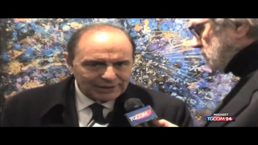 Bruno Vespa intervistato da Gianni Marussi su Il palazzo e la piazza