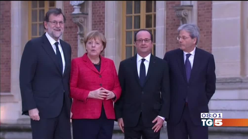 Per un'Europa a più velocità