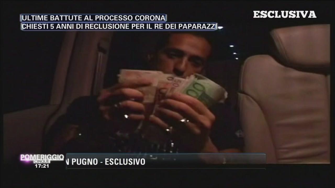 Fabrizio Corona e la giustizia