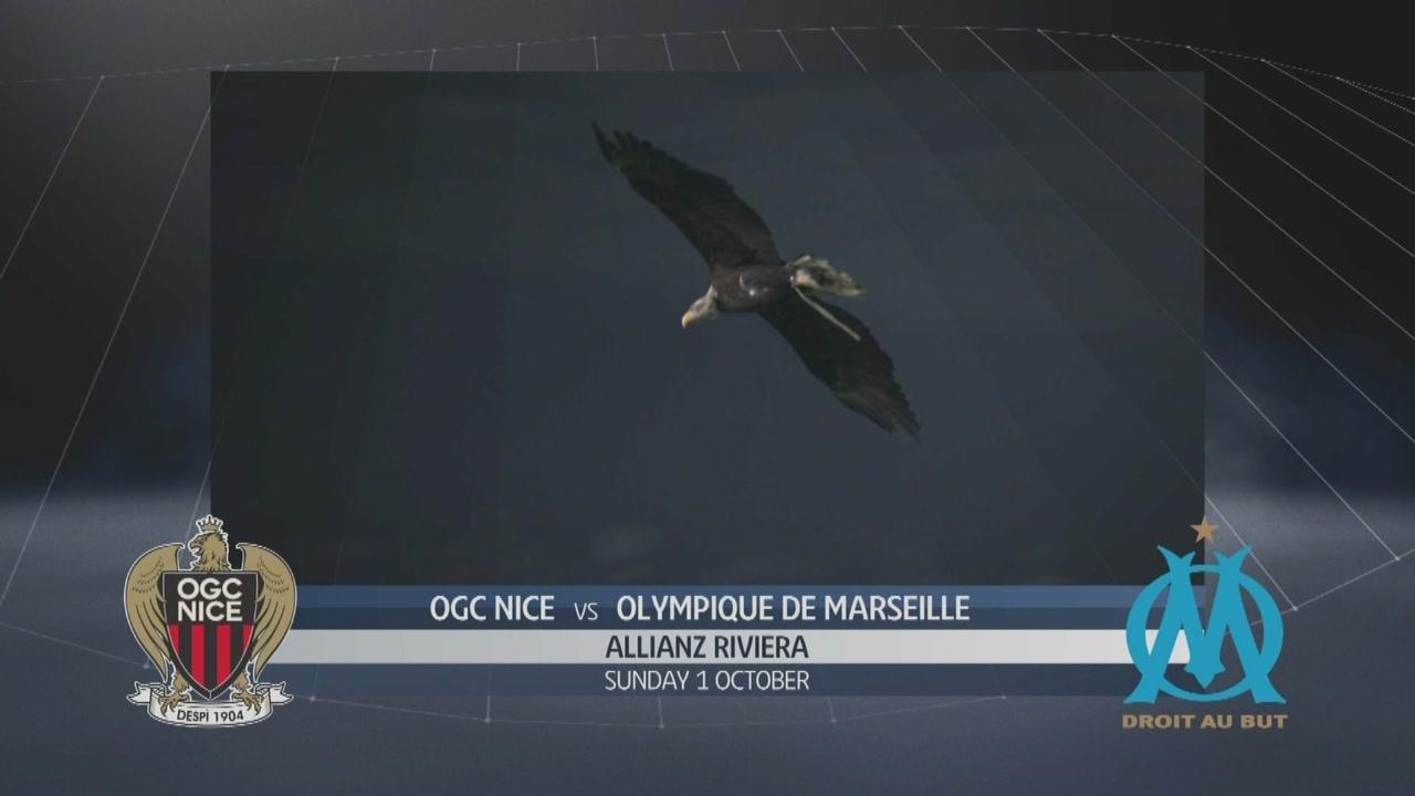 OGC Nice-Olympique De Marseille 2-4