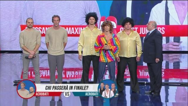 Alessandro e Maxime Vs. Ghost Jumpers – La semifinale