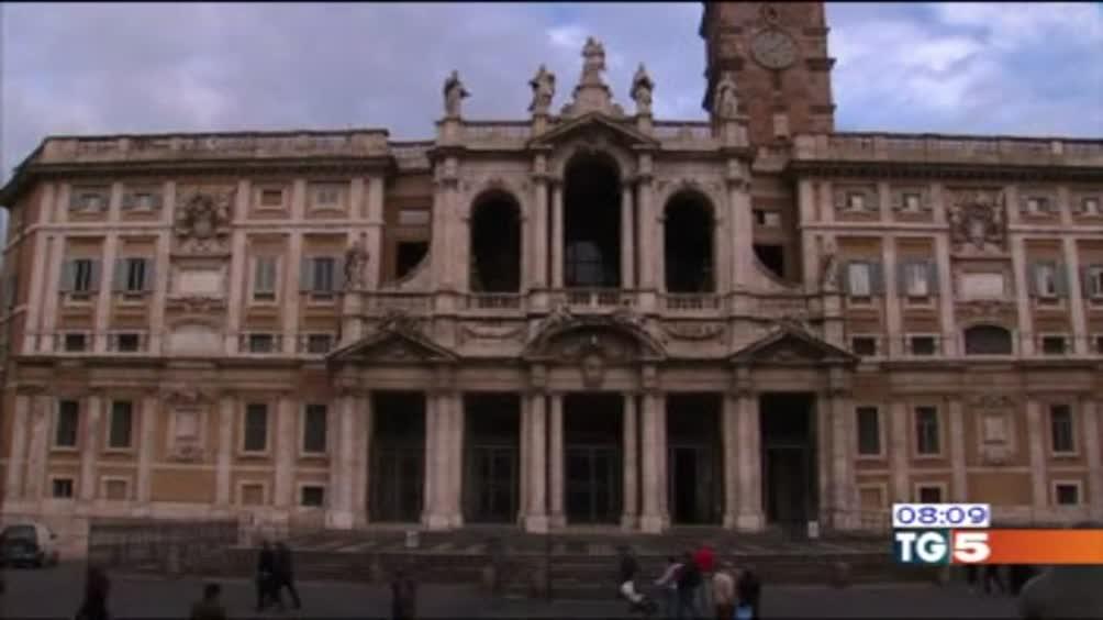 Sfregiati in Basilica
