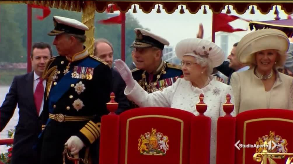 Il Regno Unito si prepara a festeggiare la Regina Elisabetta
