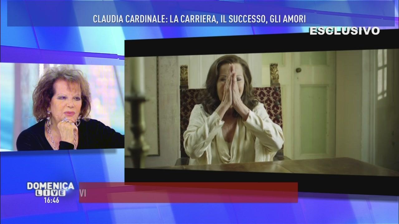 L'inossidabile Claudia Cardinale