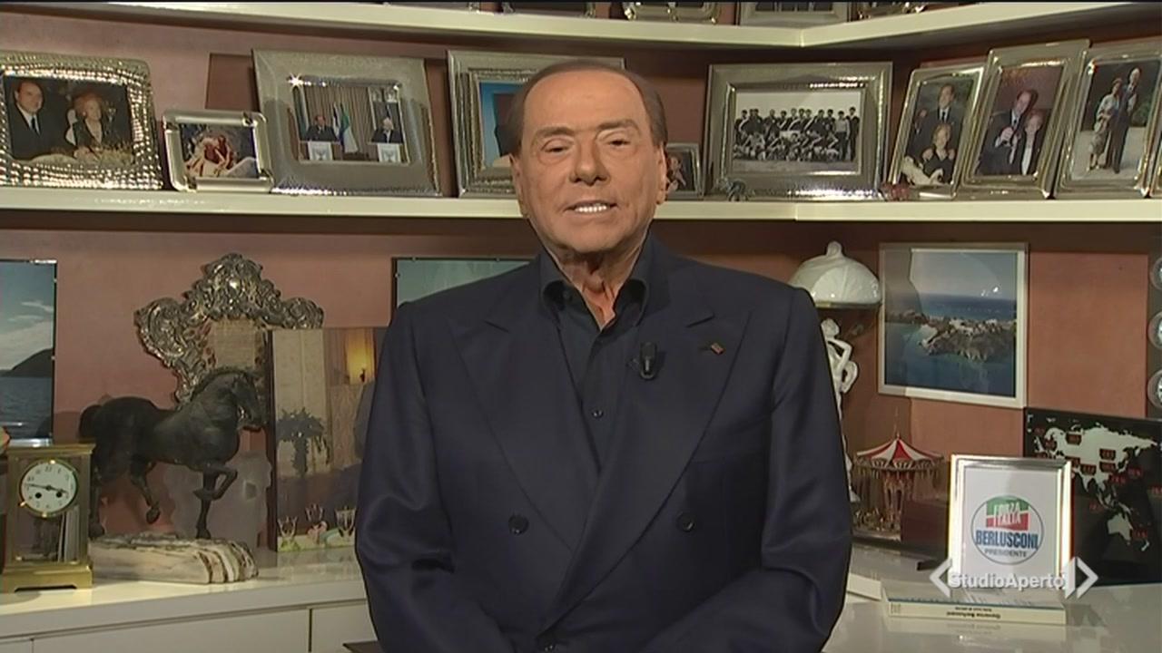 "Berlusconi: ""Uniti si vince"""
