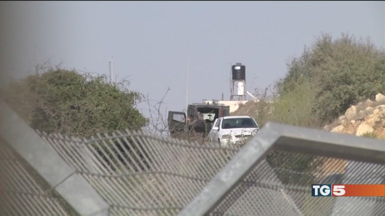 Tre soldati israeliani uccisi in Cisgiordania