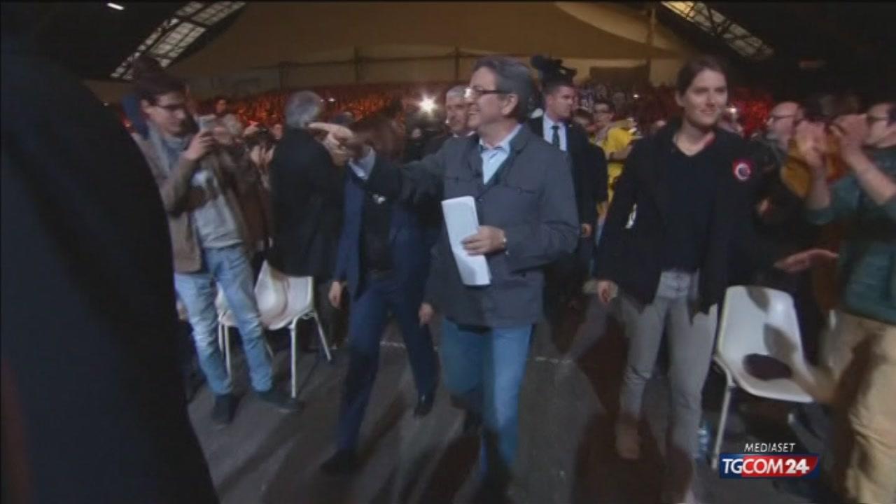 Francia al voto: -4