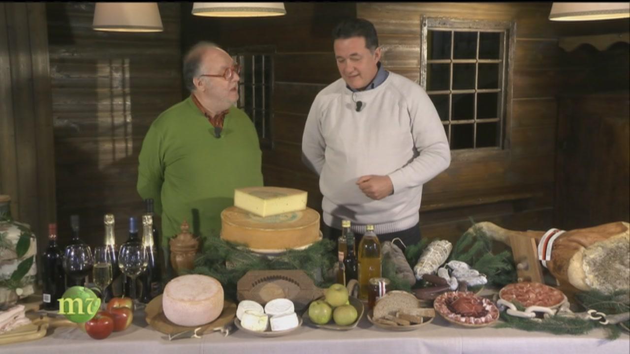 La gastronomia della Valle D'Aosta