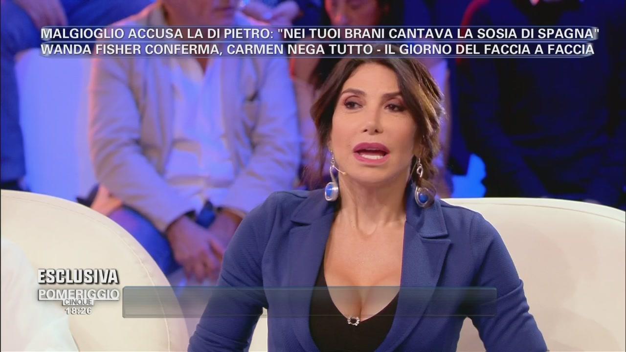 Carmen Di Pietro canta!