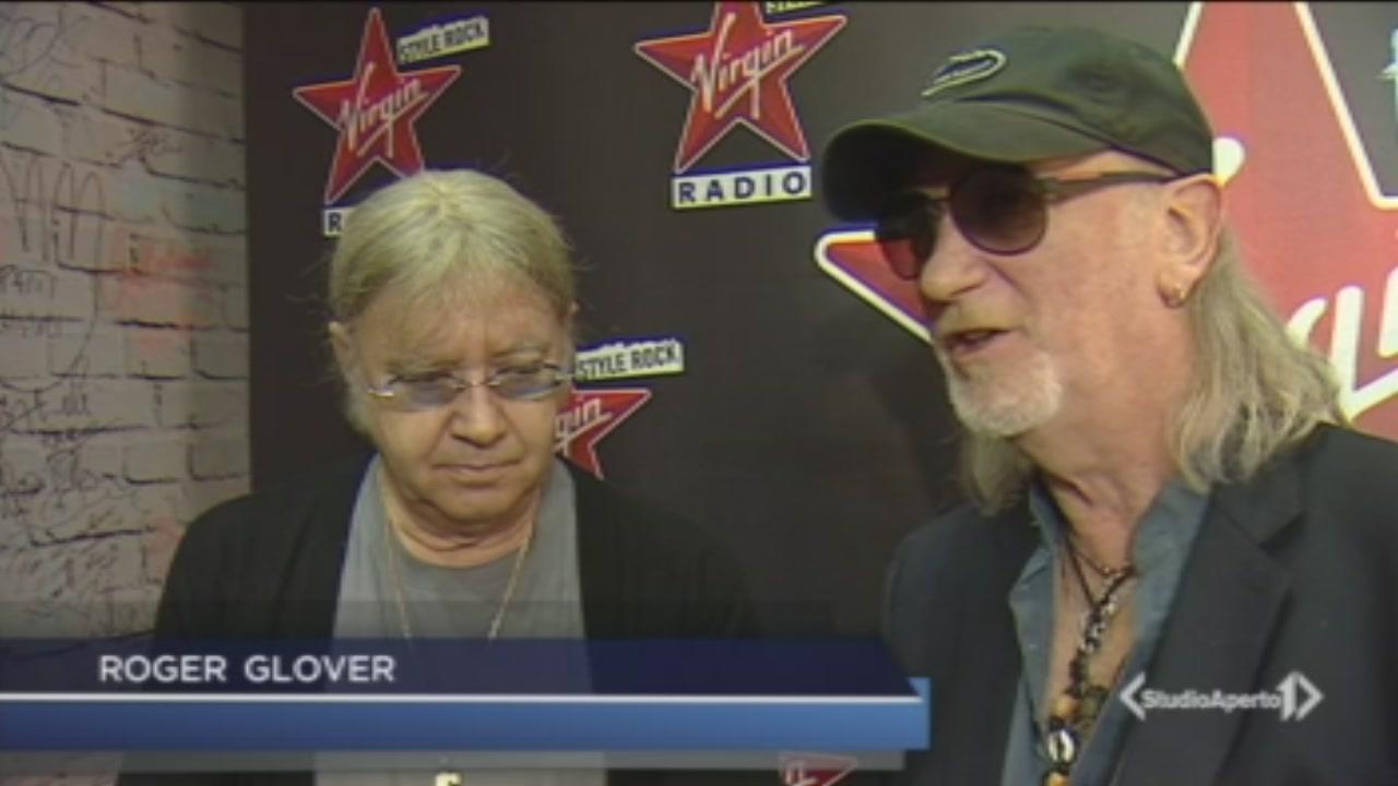 E questi sono i Deep Purple oggi