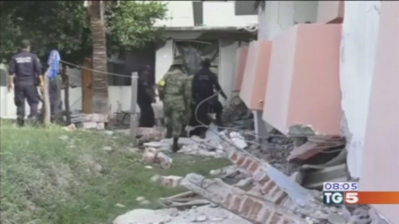Terremoto devastante, il Messico in ginocchio