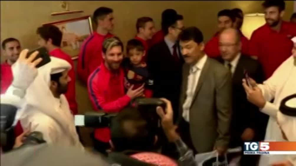 Tra Messi e Ronaldo il derby della bontà