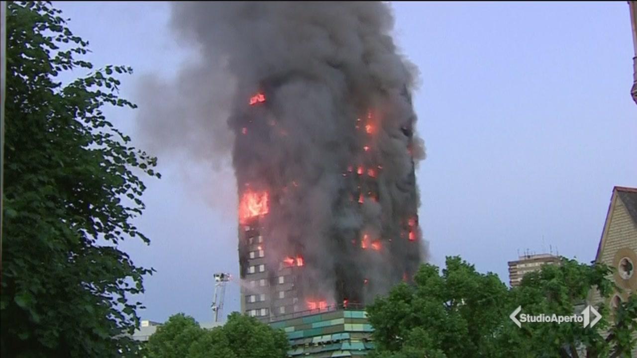 Incendio di Londra, la causa un frigorifero difettoso