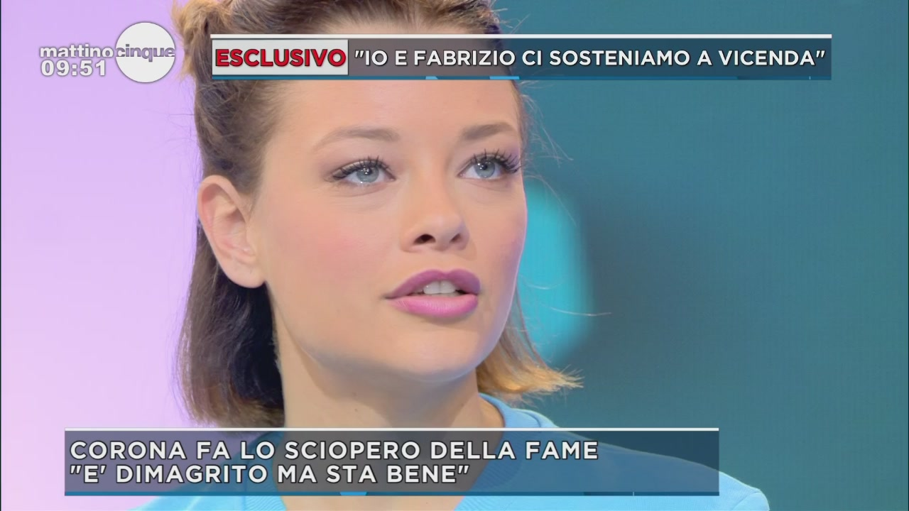 Lotto per Fabrizio Corona
