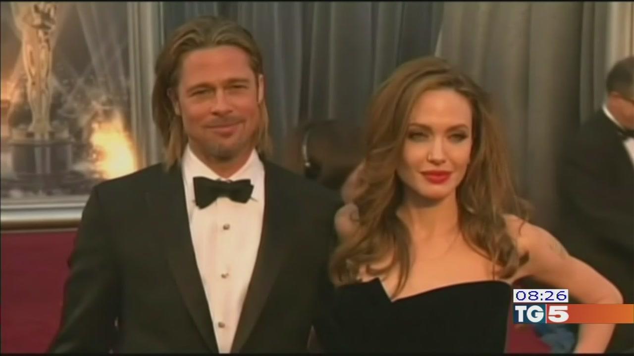 La coppia Pitt-Jolie continua a far parlare di sè