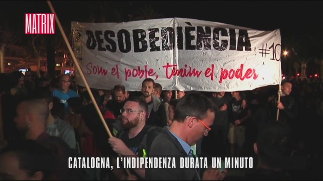 La lunga giornata in Catalogna