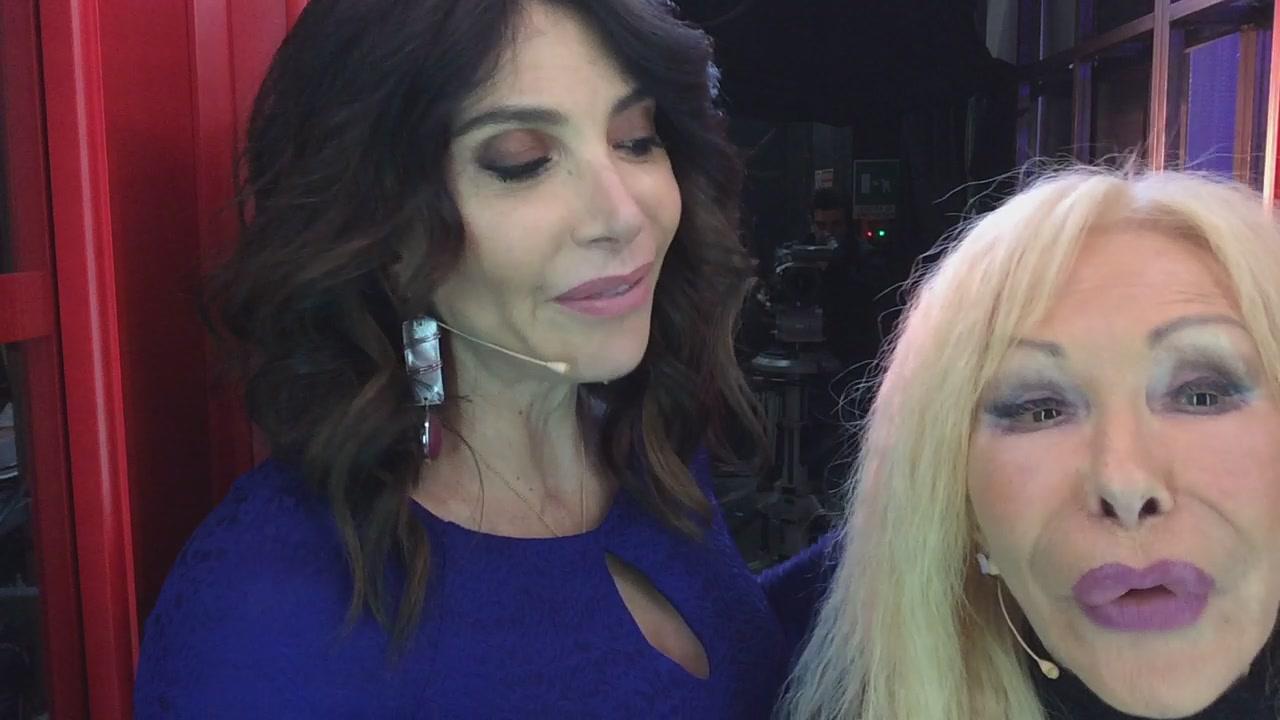 La #cabinarossa di… Wanda Fisher e Carmen Di Pietro