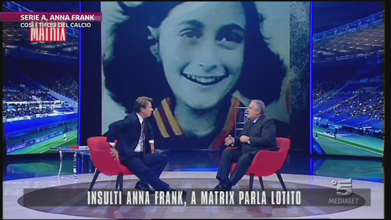 Il caso Anna Frank