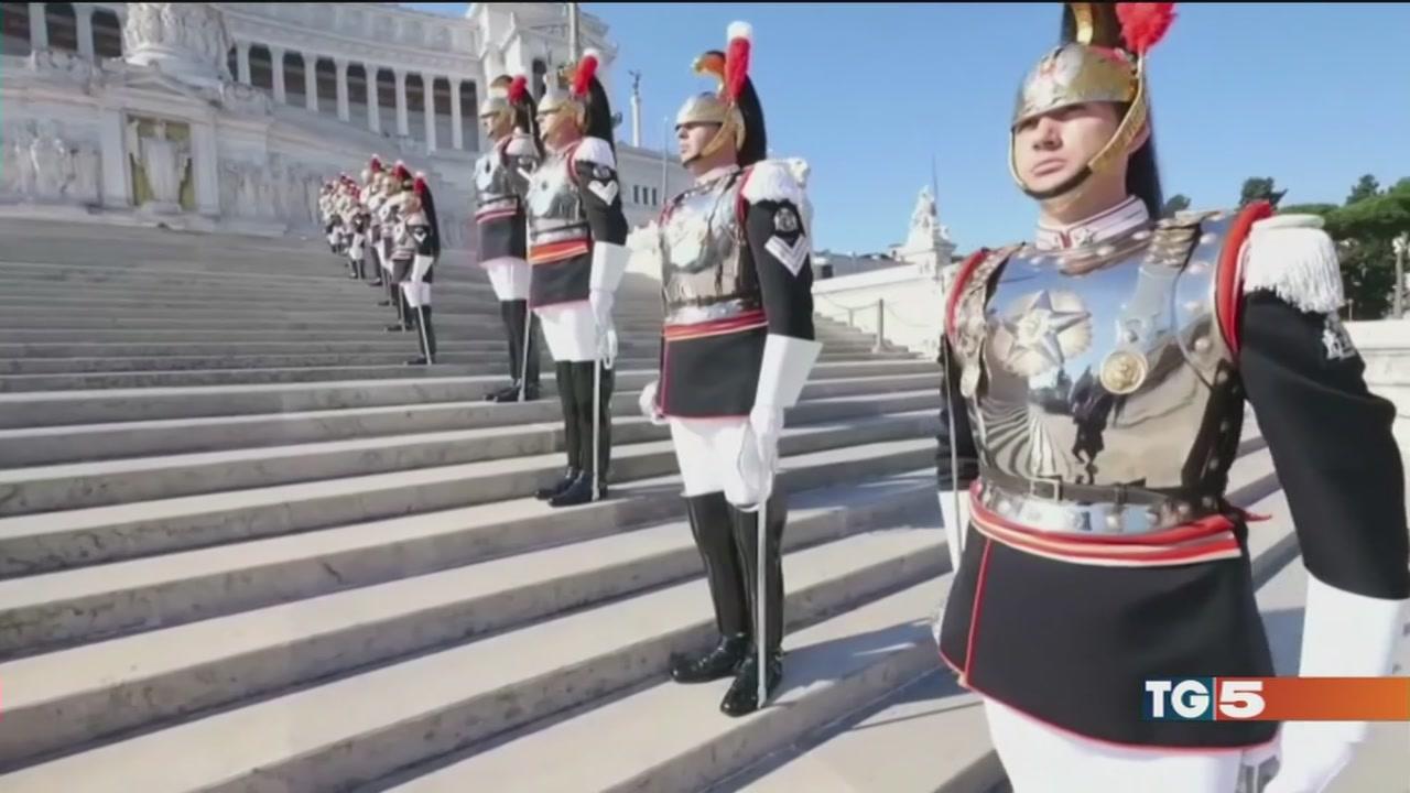 Etica del dovere, ecco i carabinieri
