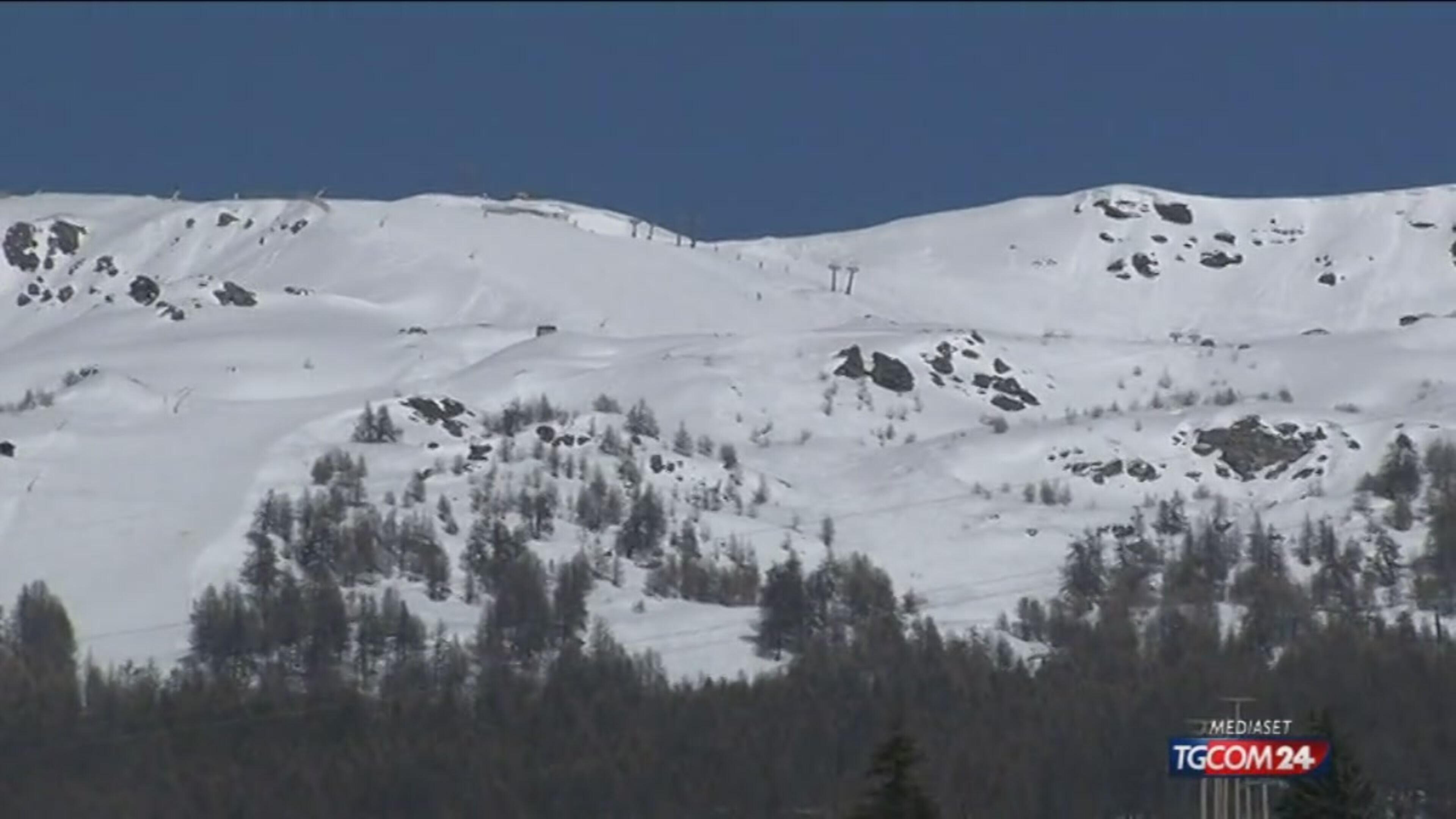 Val di Susa, incidente in montagna: morti due escursionisti