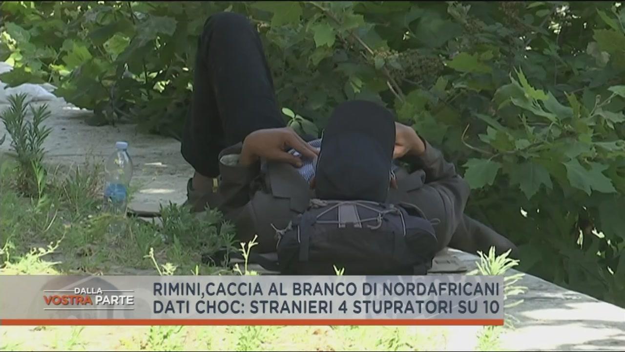 Dietro lo stupro di Rimini