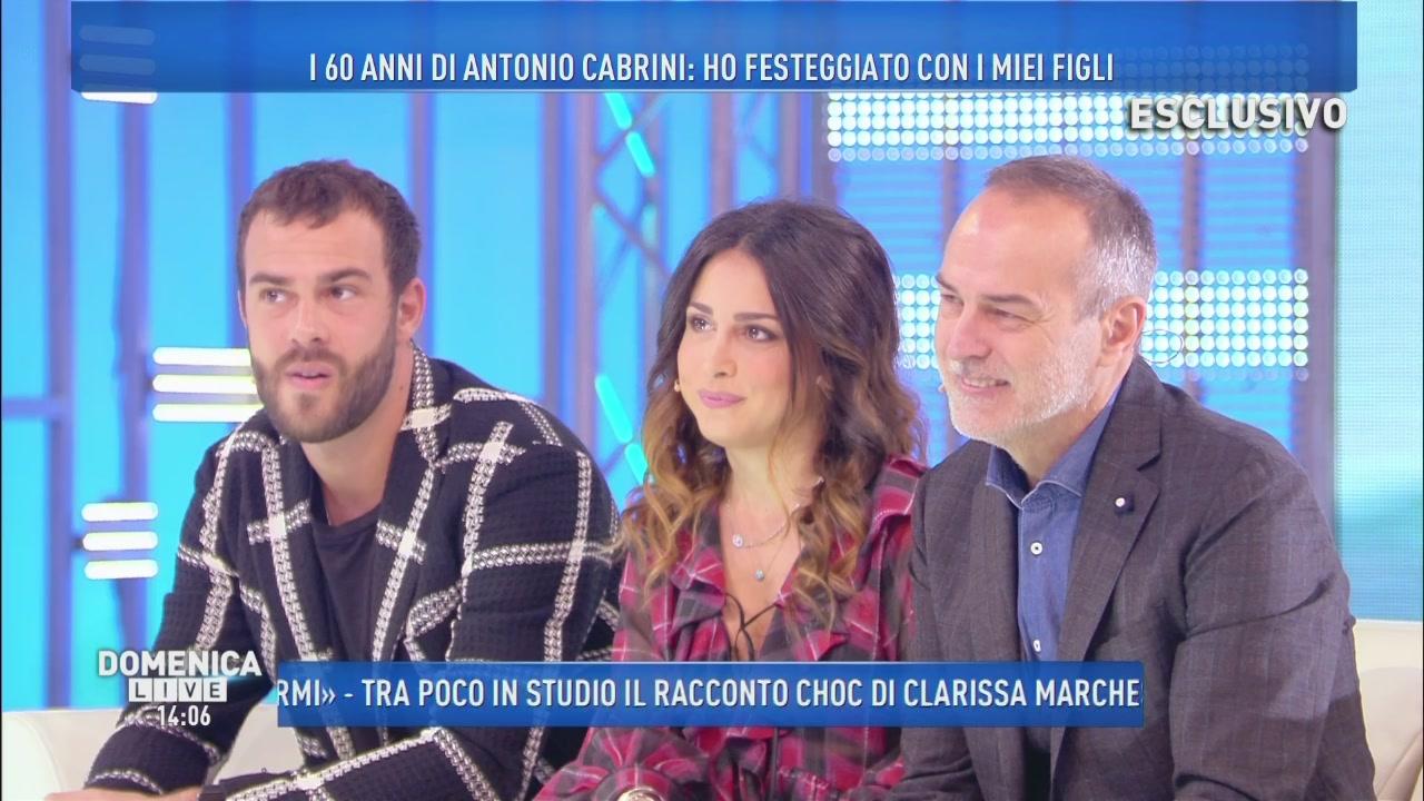 Antonio Cabrini: Ho festeggiato i 60 anni con i miei figli