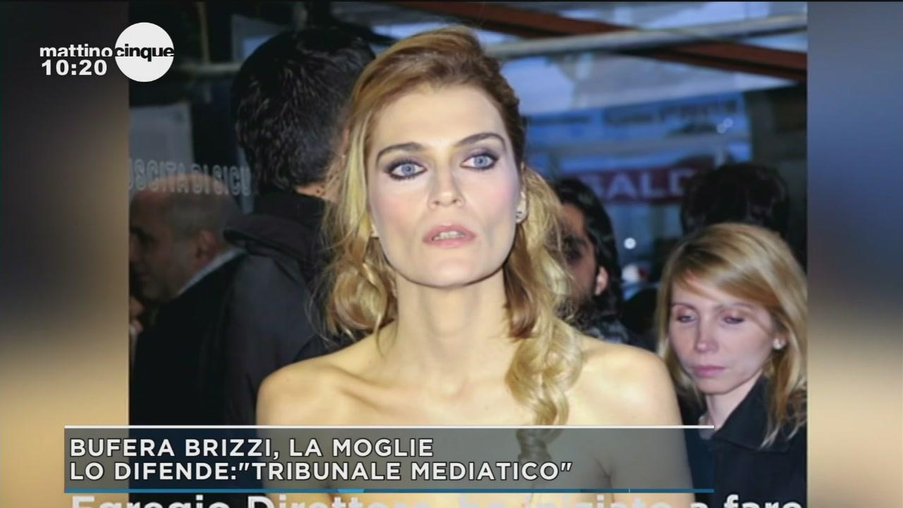 Fausto Brizzi nella bufera, la moglie lo difende