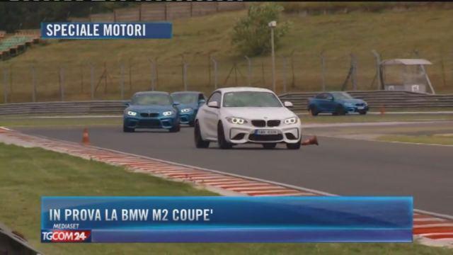 In prova la Bmw M2 Coupe'