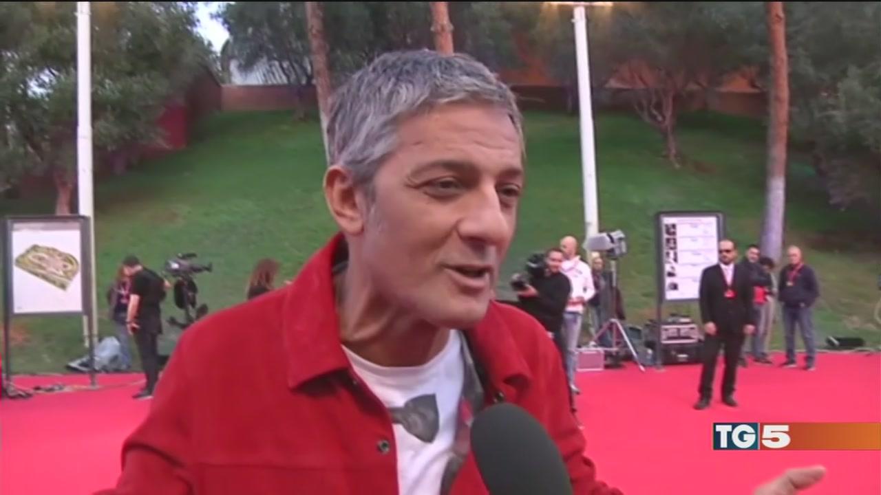 Fiorello-show al Festival del Cinema di Roma