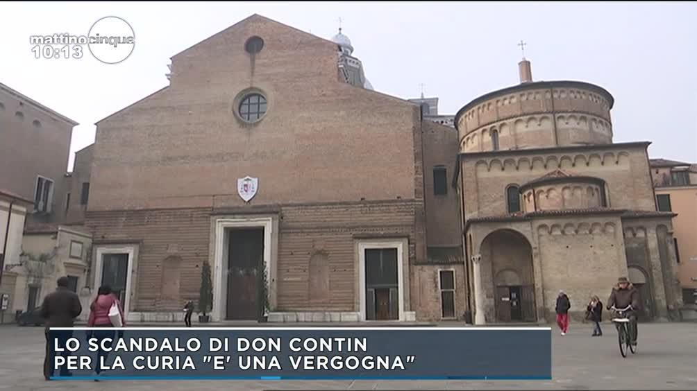 Padova, lettera del vescovo Cipolla