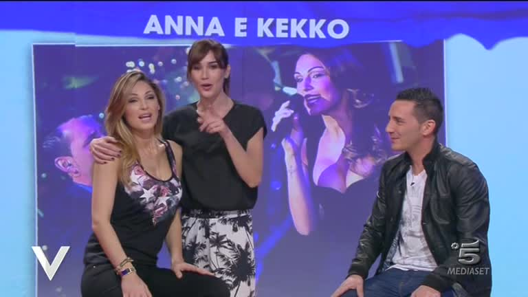Anna e Kekko dei Modà