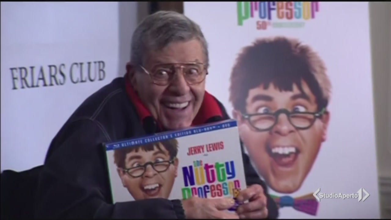 Addio Jerry Lewis