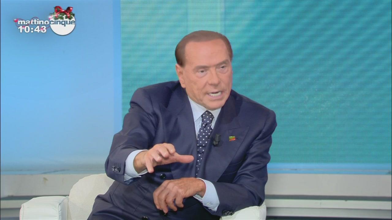 La grande esperienza di Silvio Berlusconi