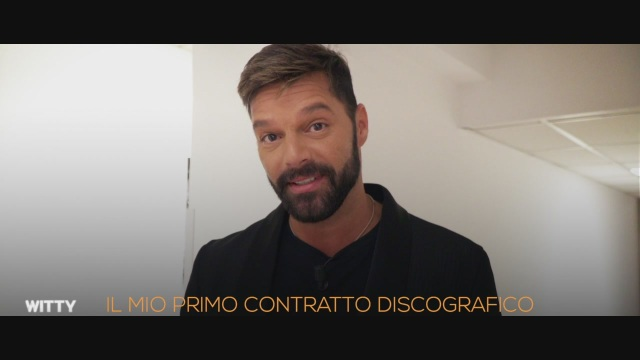 C'è posta per… Ricky Martin