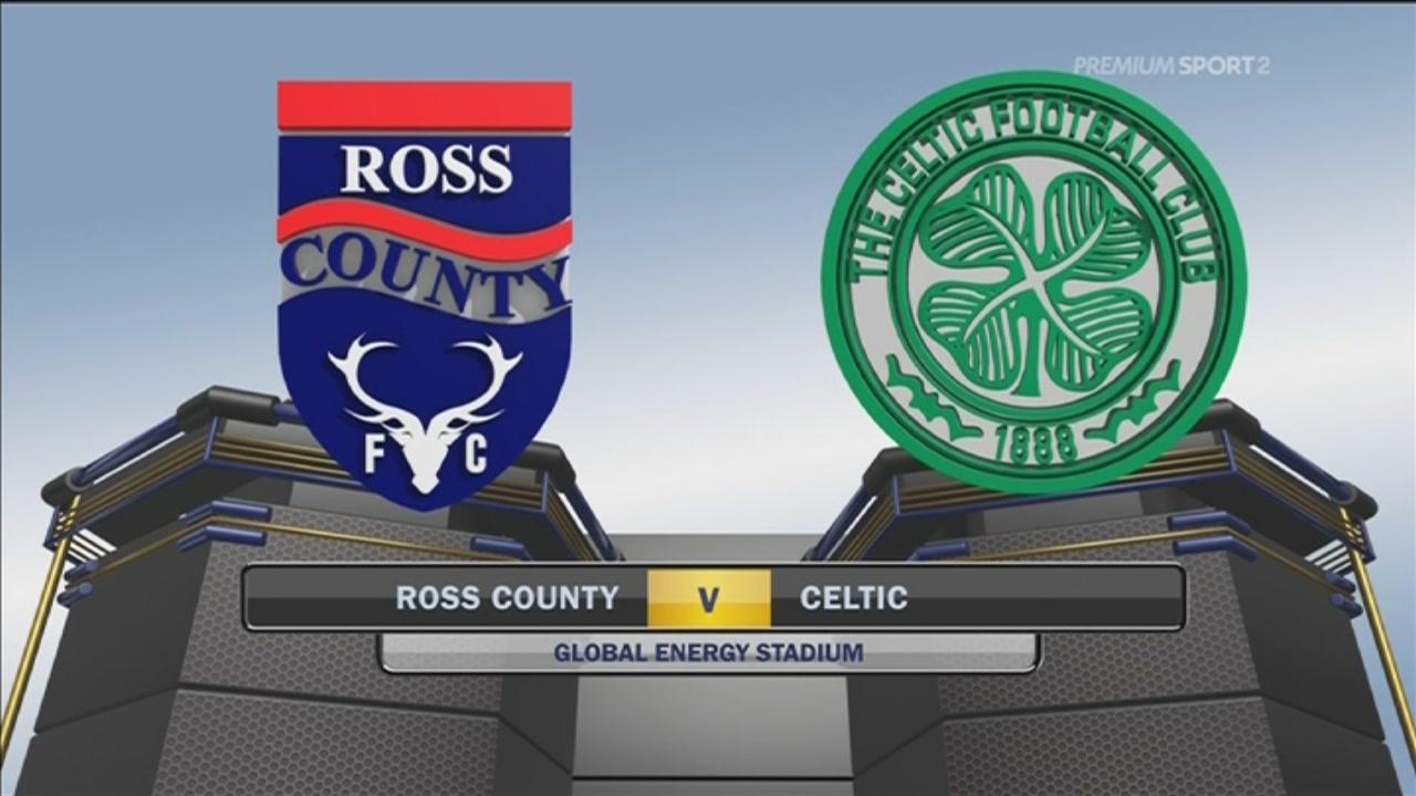 Ross County-Celtic 0-1