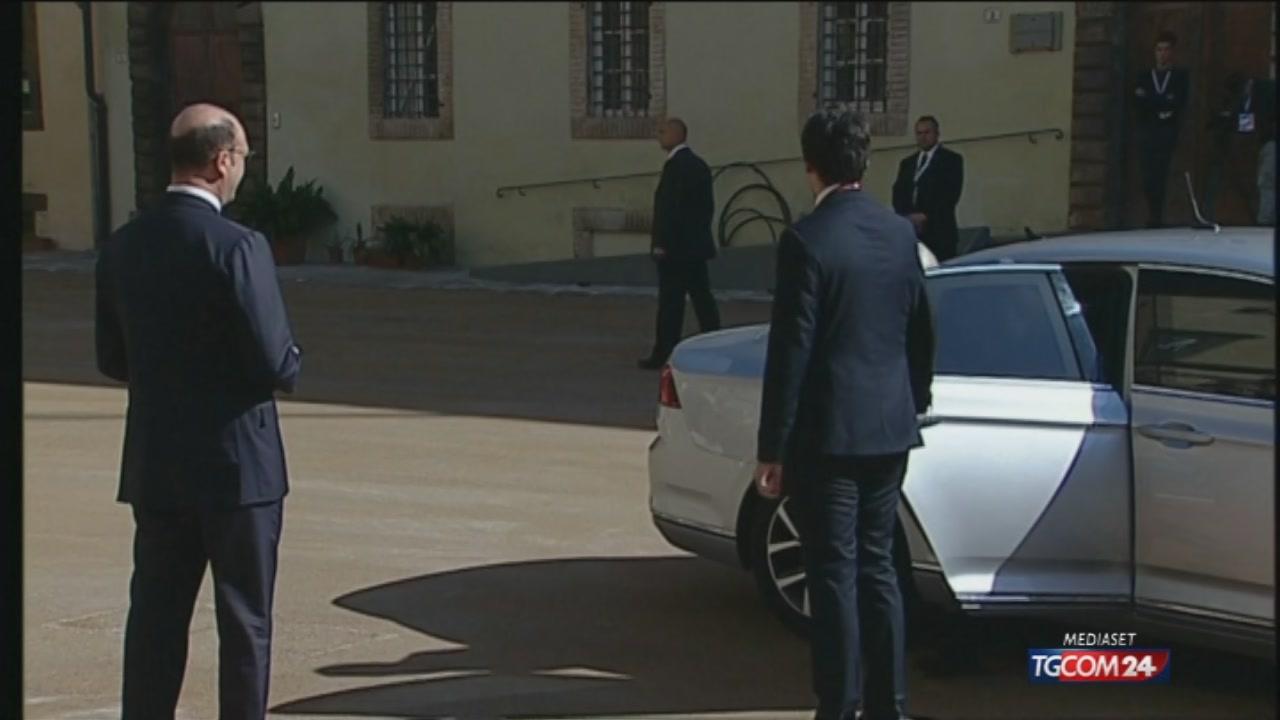 """Vertice Euromed a Madrid, Gentiloni: """"Per la Siria, negoziato ed Europa"""""""