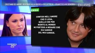 I traumi di Francesca De Andr?