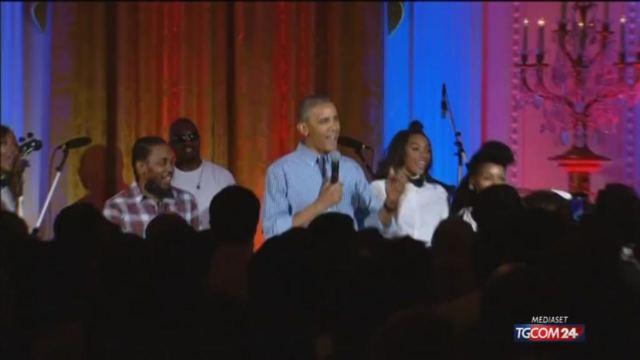 L'ultimo compleanno di Obama alla Casa Bianca