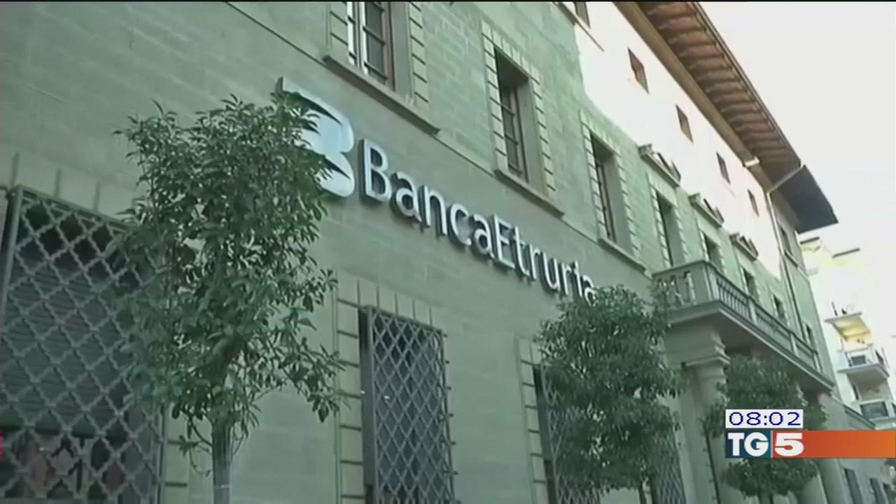 Nuovo scontro su Banca Etruria