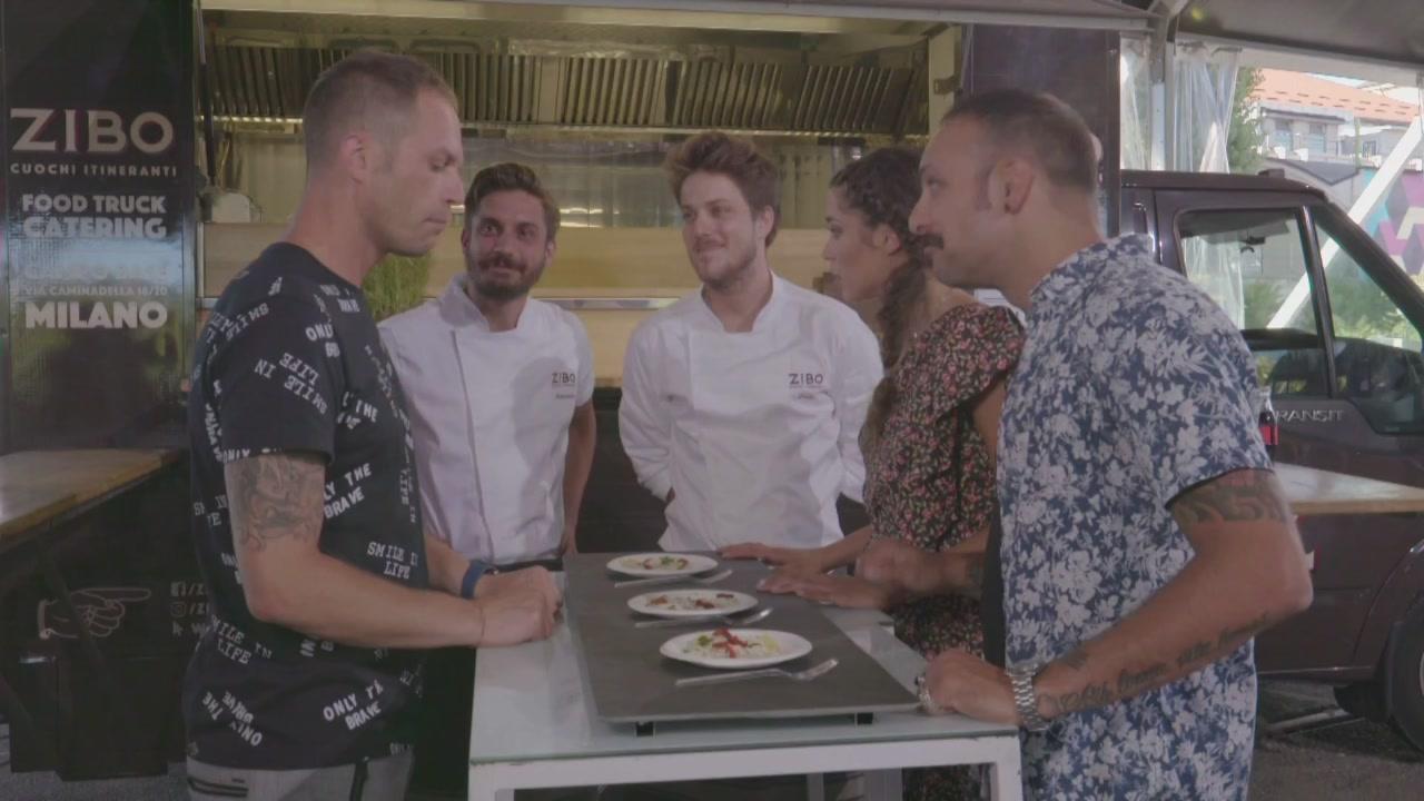 L'assaggio degli chef