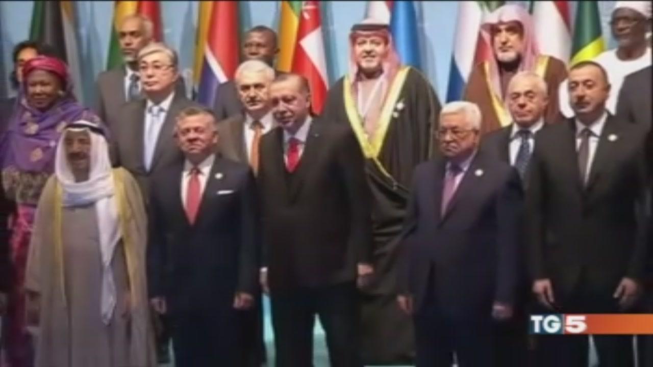 Israele, la sfida di Erdogan a Trump
