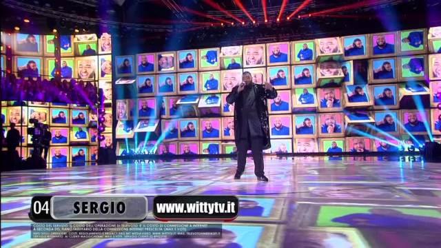 """""""No diggity"""" – Sergio – La Finale"""