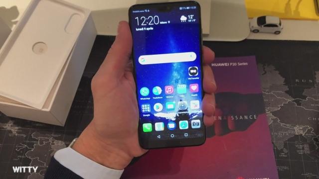 Ho voglia di tech – Huawei P20