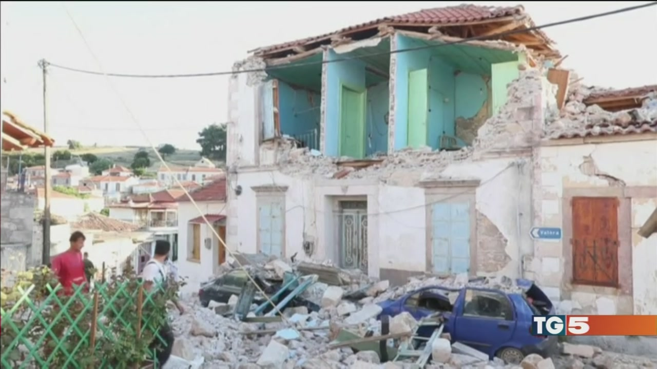 Sisma: paura e morte tra Grecia e Turchia