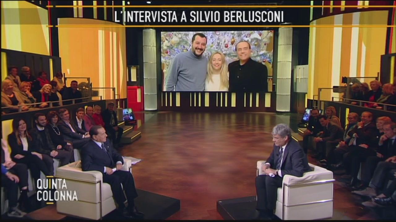 Silvio Berlusconi: la cena ad Arcore