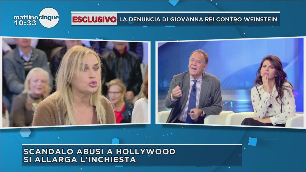 Cecchi Paone vs Lory Del Santo