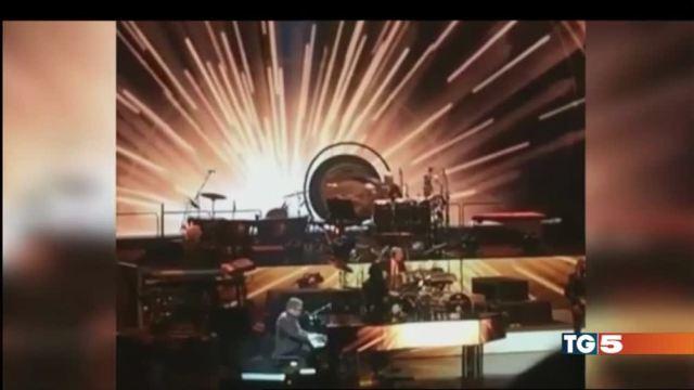 Il tributo di Elton John a George Michael