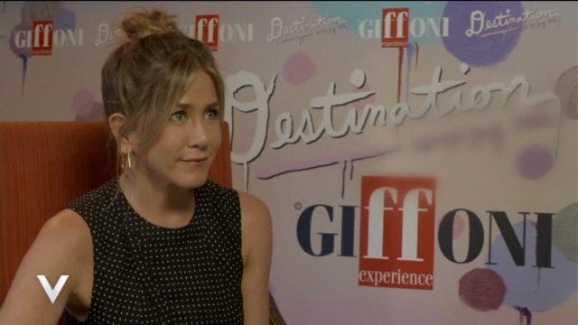 Jennifer Aniston si racconta