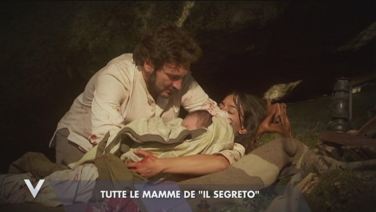 """Le """"mamme"""" de Il Segreto"""