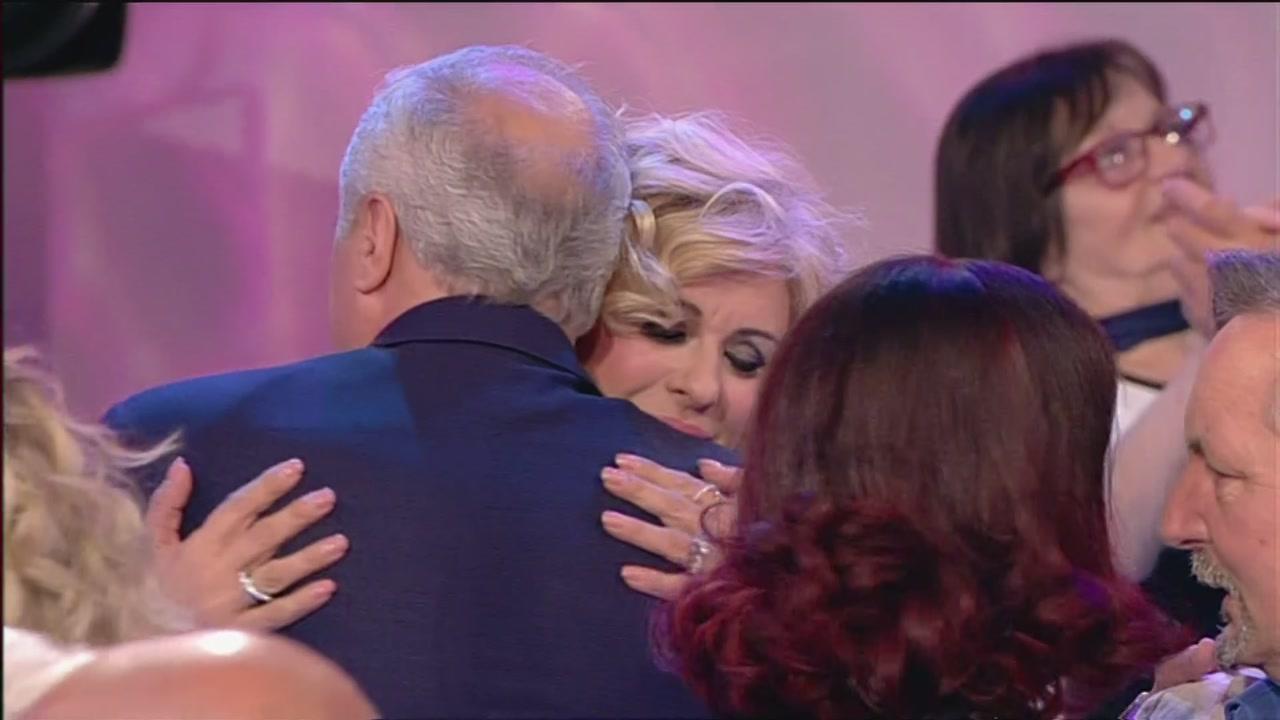 Tina e David: il romantico ballo